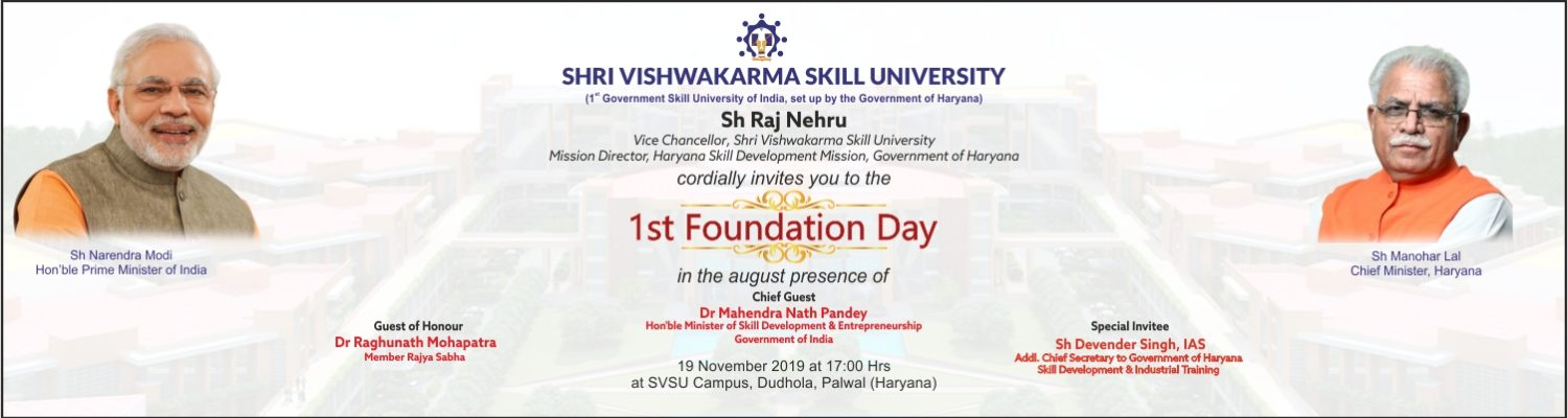 First Foundation Day