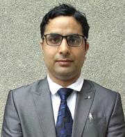Dr. Daplip Raina