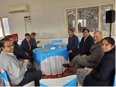 Industry Academia Meet